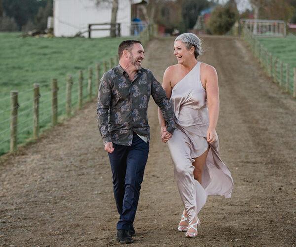 Fab Wedding Photos at the Red Barn<br><span>Kelly & Pete, Waikato</span><br>