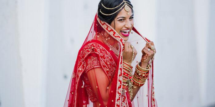 LOOK! Indian Wedding Photography<br><span>Jayna & Tarun, Wellington