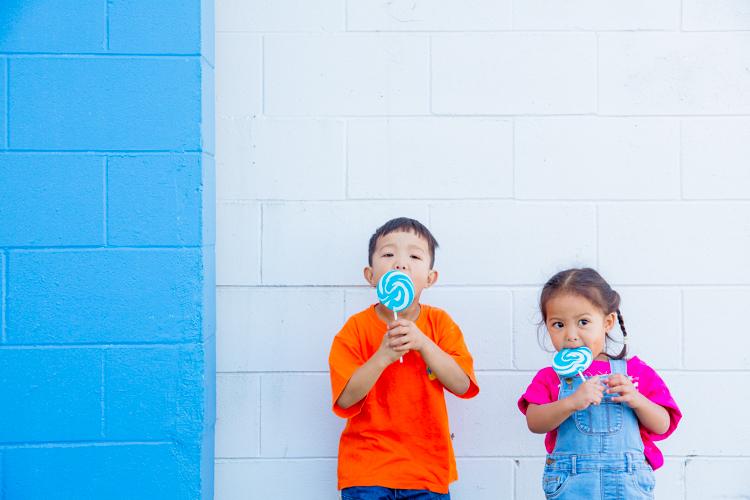 Auckland Family Portrait Photography<br><span>The Aga Family</span>