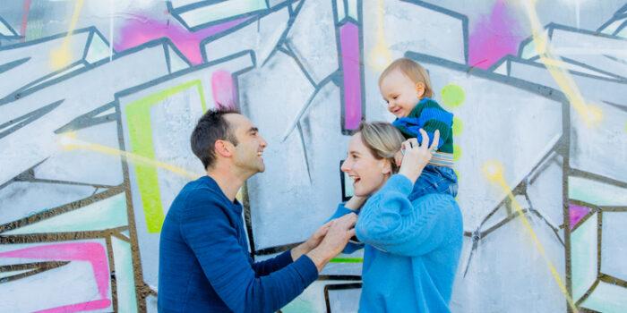 Auckland Family Photos<br><span>at Corbans Estate</span><br><span>The Tuck Family</span>