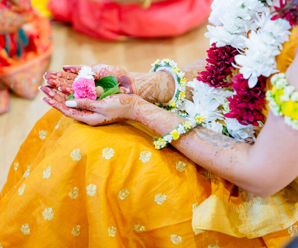 Indian Pre-wedding Events<br><span>Rituals & Celebrations<br><span>Pooja & Nayan</span>